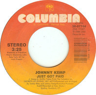 Johnny Kemp - Just Got Paid