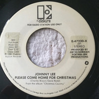 Johnny Lee / Tompall Glaser & The Glaser Brothers - Please Come Home For Christmas / Silver Bells