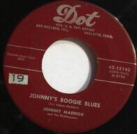 Johnny Maddox And The Rhythmasters - Johnny's Boogie Blues / Josephine
