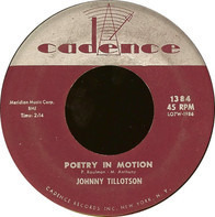 Johnny Tillotson - Poetry In Motion / Princess, Princess