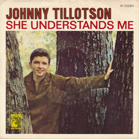 Johnny Tillotson - She Understands Me / Tomorrow