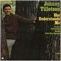 Johnny Tillotson - She Understands Me