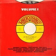 Johnny Carroll, Don Woody, Roy Hall,.. - Rare Rockabilly Vol I