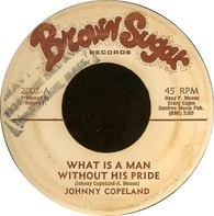 Johnny Copeland - What Is A Man Without His Pride / Do Better Somewhere Else