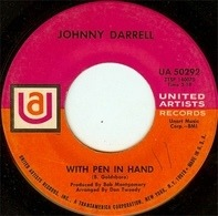 Johnny Darrell - With Pen in Hand