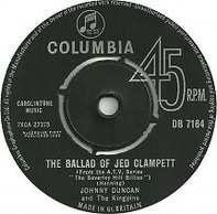 Johnny Duncan And The Kingpins - The Ballad Of Jed Clampett