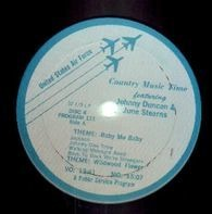 Johnny Duncan & June Stearns, Billy Walker - Country Music Time Program 111/112