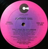 Johnny Gill - Can't Wait Til Tomorrow
