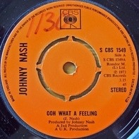 Johnny Nash - Ooh What A Feeling