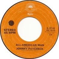 Johnny Paycheck - All-American Man / The Fool Strikes Again