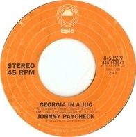 Johnny Paycheck - Georgia In A Jug / Me And The I.R.S.