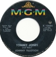 Johnny Tillotson - Tommy Jones