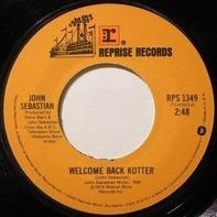John Sebastian - Welcome Back Kotter / Warm Baby