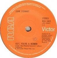 John Stewart - July, You're A Woman