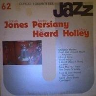 Jonah Jones / André Persiany / J.C. Heard / Major Holley - I Giganti Del Jazz Vol. 62