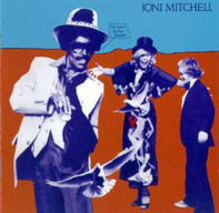Joni Mitchell - Don Juan's Reckless Daughter