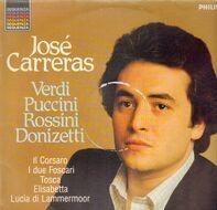 José Carreras - Verdi, Puccini, Rossini, Donizetti