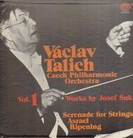 Josef Suk - Václav Talich - Serenade for Strings / Asrael / Ripening