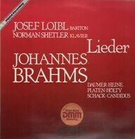 Josef Loibl, Norman Shetler - Lieder von Johannes Brahms