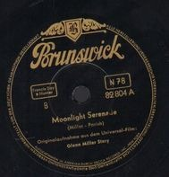 Joseph Gershensons Studio-Orchestra from Hollywood / OST Glenn Miller Story - Moonlight Serenade / Tuxedo Junction