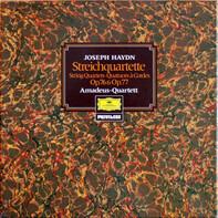 Haydn - String Quartets Op. 76 & Op. 77
