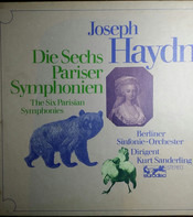 Haydn - The Six Parisian Symphonies