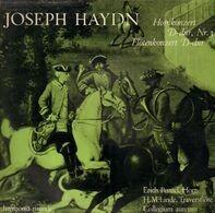 Haydn / Hans Martin Linde - Hornkonzert D-dur,Nr.3, Flotenkonzert D-dur