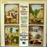 Haydn / Janowitz, Berry, Hollweg, Berlin. Philh., Karajan - Die Jahreszeiten - Gesamtaufnahme