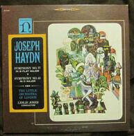 Joseph Haydn , The Little Orchestra Of London , Leslie Jones - Symphonies Nos. 77 & 61