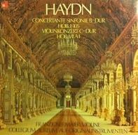Joseph Haydn - Concertante Sinfonie B-Dur Hob. I:105/ Violinkonzert C-Dur Hob. VII A:I