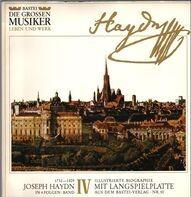 Joseph Haydn - Joseph Haydn - Illustrierte Biographie Mit Langspielplatte