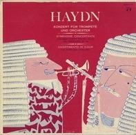 Joseph Haydn , Adolf Scherbaum - Konzert für Trompete und Orchester