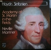 Haydn - Sinfonie G-Dur Hob. I:94 / Sinfonie D-Dur Hob. I:96 (Marriner)