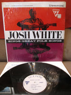 Josh White - Sings Great Folk Songs