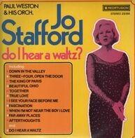 Jo Stafford, Paul Weston - Do I Hear A Waltz