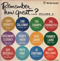 Jo Stafford, Percy Faith, The Chordettes,.. - Remember How Great...? Volume 2