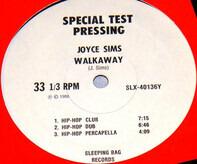Joyce Sims - Walkaway