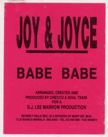 Joy & Joyce - Babe Babe