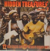 Jr. Roots, Sugar Minott, Ranking Toyan, Michael Palmer, a.o. - Hidden Treasures Volume 2
