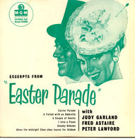 Judy Garland , Fred Astaire , Peter Lawford - Excerpts From Easter Parade