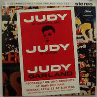 Judy Garland - Judy At Carnegie Hall - Judy In Person