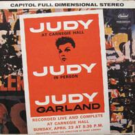 Judy Garland - Judy At Carnegie Hall - Judy In Person
