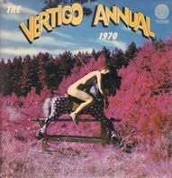 Juicy Lucy, Fairfield Parlour, Magna Carta - Vertigo Annual 1970
