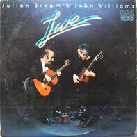 "Julian Bream & John Williams - ""Live"""