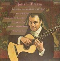Julian Bream - Spielt Gitarrenmusik Alter Meister