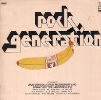 Julie Driscoll, Sonny Boy Williamson - Rock Generation Vol. 10