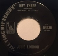 Julie London - Hey There / Misty