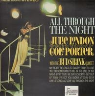 Julie London & The Bud Shank Quintet - All Through The Night