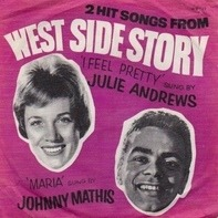 Julie Andrews / Johnny Mathis - 2 Hit Songs From West Side Story