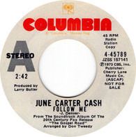 June Carter Cash - Follow Me